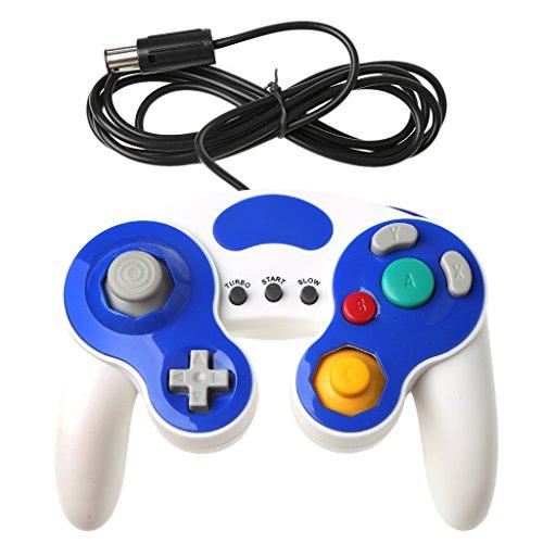 Lowral Wired Handheld Joystick Gamepad Controller für Nintendo Gamecube Wii NGC Konsole