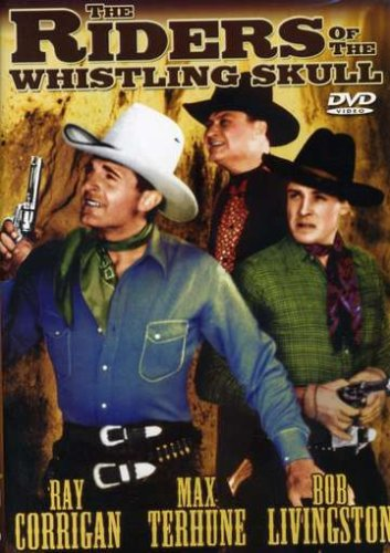 Riders of the Whistling Skull [DVD] [1937] [Region 1] [NTSC] [Alemania]