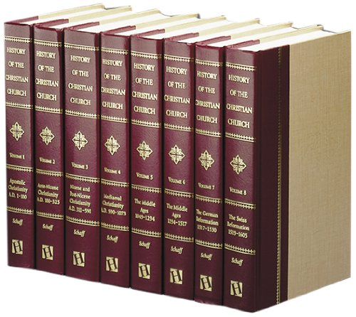 Image of History of the Christian Church, 8 vols.