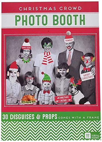Christmas Divertissement Accessoires De La Photo Cabine et Déguisement