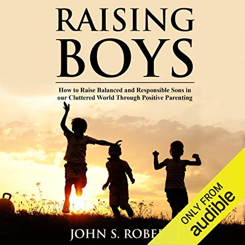 Raising Boys audiobook cover art