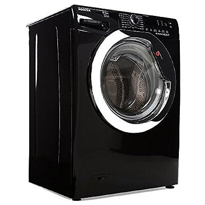 Hoover WDXCC4851B 8kg Wash 5kg Dry 1400rpm Freestanding Washer Dryer-Black