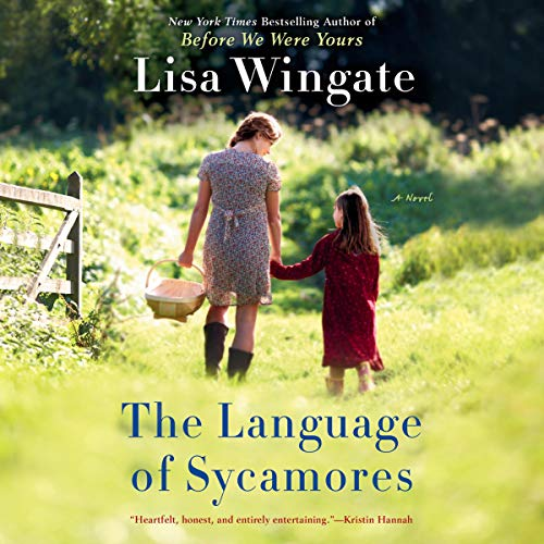 The Language of Sycamores audiobook cover art