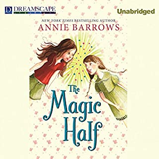 The Magic Half cover art