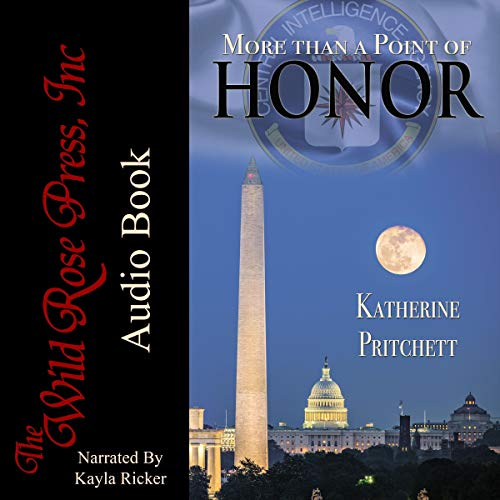 More Than a Point of Honor audiobook cover art
