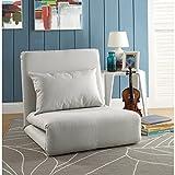 Relaxie Flip Chair/ Bed, Beige