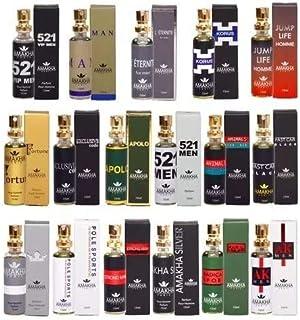 Perfume Amakha Paris 15ml - Kit 4 Unidades - Oferta