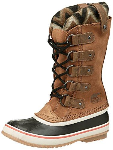Sorel Joan Of Arctic Knit II Boot Womens Elk 5