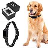 GPS Pet Tracker, Real Time Cat Dog Finder Locator Activity Monitor Mini Pet GPS Tracker, Waterproof Dog Collar Tracking Device with Remote Voice Monitor, APP Control