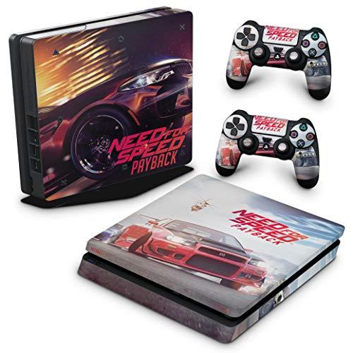 Skin Adesivo para PS4 Slim - Need For Speed Payback