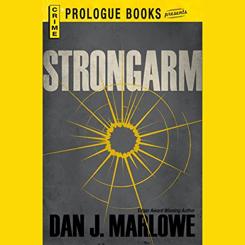 Strongarm audiobook cover art