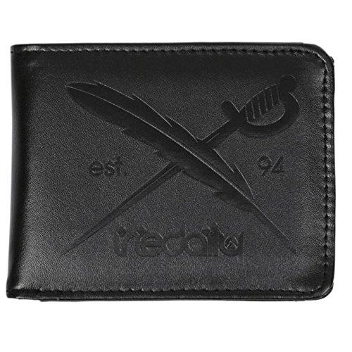 Iriedaily Flag Punch Wallet Black Größe: one size
