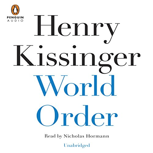 World Order audiobook cover art