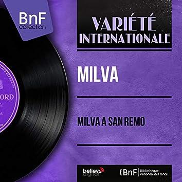 Milva a San Remo (Mono Version)