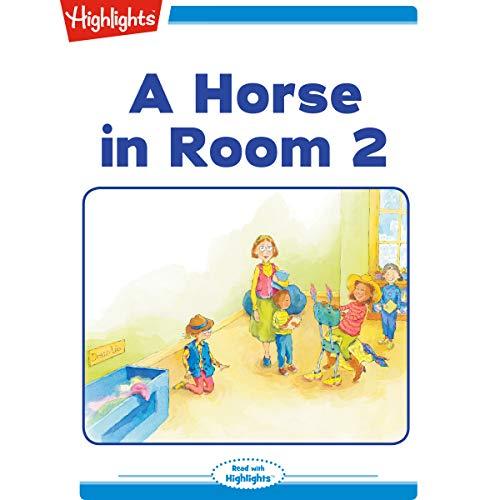 A Horse in Room 2 copertina