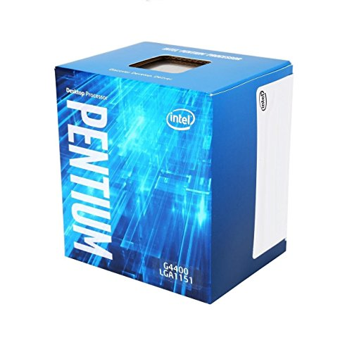 Intel Pentium Processor G4400 (3M Cache, 3.30 GHz) (Reacondicionado)