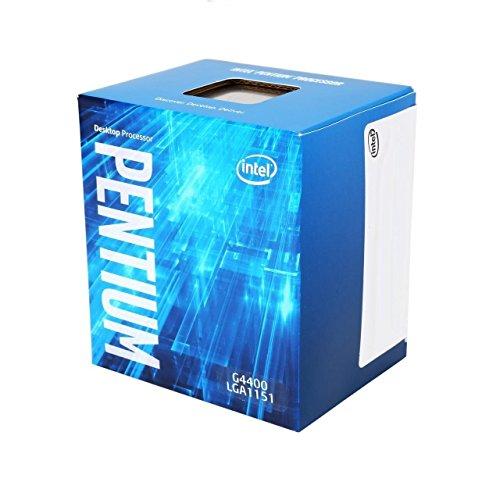 Intel Pentium Processor G4400 (3M Cache, 3.30 GHz) (Ricondizionato)