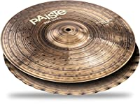 """Paiste (パイステ) ハイハットシンバル 900 Sound Edge Hi-Hat 14"""" Top 1903214"""
