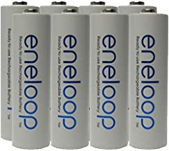 Eneloop TS-9RO6-4EQX AAA 4th Generation 800mAh Min 750mAh NiMH Pre-Charged Rechargeable Battery with Holder Pack of 10