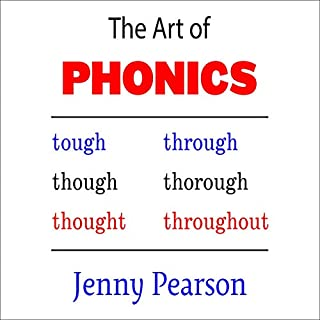 The Art of Phonics audiobook cover art