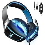 Mpow Gaming Headset (Blau)