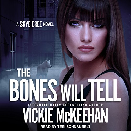 The Bones Will Tell audiobook cover art