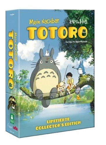 Mein Nachbar Totoro [Limited Collector's Edition] [2 DVDs]