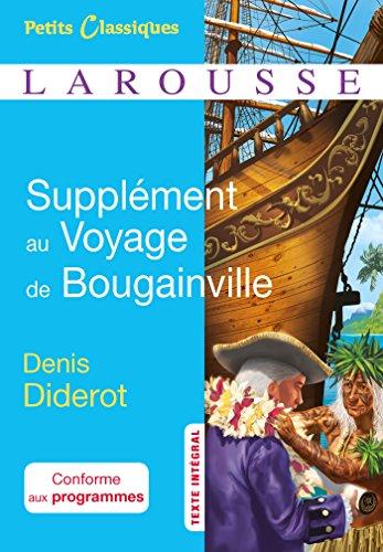 Supplément au voyage de Bougainville - Diderot (Petits Classiques Larousse)