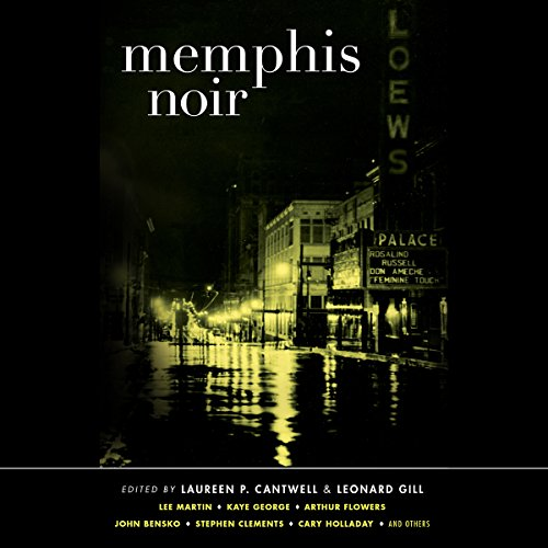 Memphis Noir audiobook cover art
