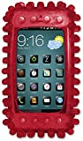 FoneFace BOUNCE LAZER The ONLY Universal Cover - Skin - Retail Packaging - Red