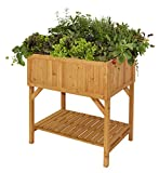 Vegtrug RP6001N Raised Planter - Natural