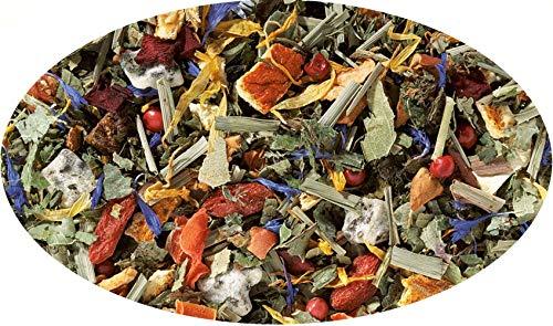 Eder Gewürze - Kräuterteemischung Feng Shui Tee Erdbeer-/Bergamotte-Note - 250g