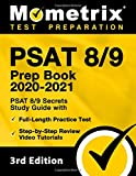 PSAT 8/9 Prep Book 2020-2021 - PSAT 8/9 Secrets Study Guide with Full-Length Practice Test, Step-by-Step Review Video Tutorials: [3rd Edition]