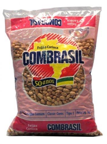 Feijao carioquinha - Combrasil - 1kg