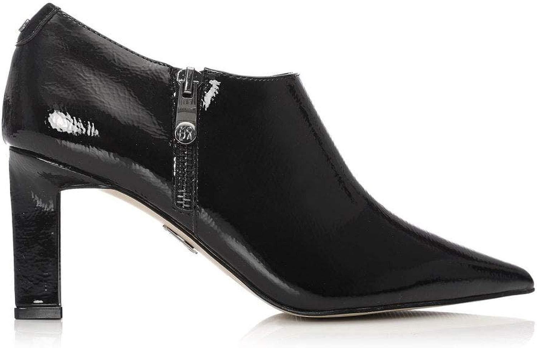 Moda in Leather Camili nero Patent Pu