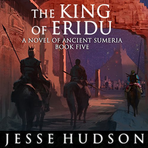 The King of Eridu audiobook cover art