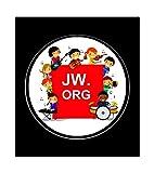 JW.ORG Pin-back Badge 1.25