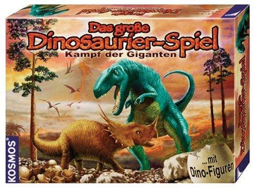 KOSMOS 6980890 - Das große Dinosaurier-Spiel