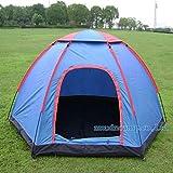 IFMASNN Camping, (3-4 personas) tienda de campaña, al aire libre, hexagonal, parque, playa, luz, set