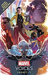 Marvel's Voices: Legacy (2021) #1 (Marvel's Voices (2020-2021))