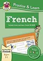 Practise & Learn: French for Ages 5-7 - with vocab CD-ROM