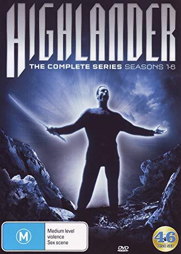 Highlander: Complete Series [Edizione: Australia]