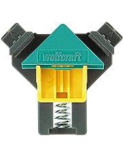 Wolfcraft 3051000 Hörnklammor ES 22, 2 Delar, Flerfärgad