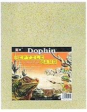 Dophin Sürüngen Kumu Sarı 1 Kg