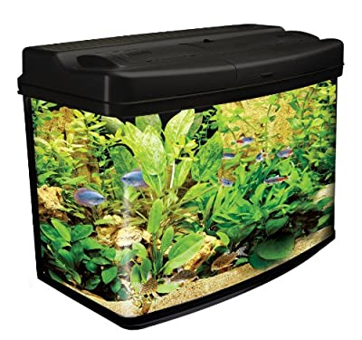 Interpet Fish Pod Glass Aquarium Fish Tank