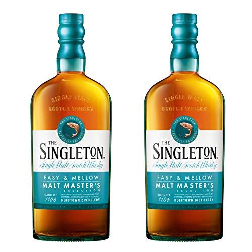 Singleton Of Dufftown Malt Master, 2er, Whisky, Scotch, Alkohol, Alkoholgetränk, Flasche, 40%, 700 ml, 737435