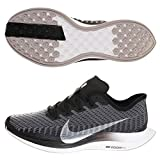 Nike Zoom Pegasus Turbo 2, Zapatillas de Trail Running para Hombre, Negro (Black/White/Gunsmoke/Atmosphere Grey 1), 47.5 EU
