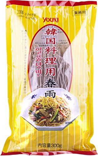 ユウキ韓国料理用春雨300g