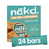 NAKD Bars - Multi Pack case of 24 Bars (Salted Caramel)