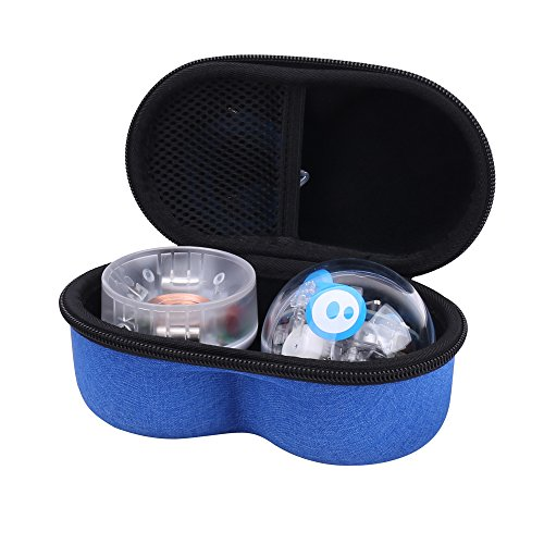 Storage Hard Case for Sphero SPRK+/Sphero Bolt STEAM Educational Robot by Aenllosi (Blue)